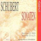 Schubert: Piano Sonatas - Vol. 3: