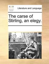 The Carse of Stirling, an Elegy