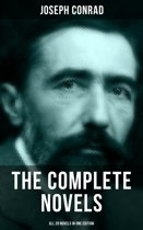 THE COMPLETE NOVELS OF JOSEPH CONRAD (All 20 Novels in One Edition)