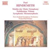 Hindemith: Mathis der Maler, etc / Decker, New Zealand
