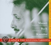 Gilles/The Sinfonia Varsovia Apap - Music For Violin And Orchestra