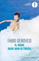 Boek cover Il mare dove non si tocca van Fabio Genovesi