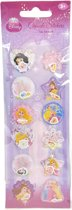 Disney Princess Capsule stickers 12x per vel