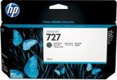 HP 727 - Inktcartridge / Mat Zwart (B3P22A)