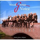 In Concert (Vocal Group Voice o.l.v. Martin Mans)