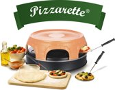 Emerio - Pizzarette Oven Keep Warm - 6 Personen - PO-115848