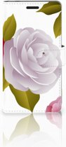 Sony Xperia E3 Bookcase Roses