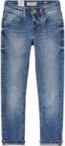 Vingino Jongens War Child collectie Jeans - Mid Blue Wash - Maat 152
