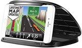 Dashboard Auto telefoonhouder - 3 tot 6,8 inch - Smartphone houder - iPhone / Samsung - Rheme