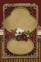 I: Christmas Planner - Holiday Shopping Tracker - Christmas Card Log - Holiday Menu Organizer