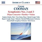 Cooman Carson:Sym No.2&3