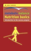 Omslag van 'metabolic balance® – Nutrition basics'