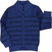 Blue Seven Jongens Vest - Blauw - Maat 104