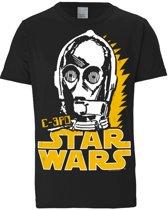 Logoshirt T-Shirt C-3PO - Star Wars