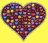 Heart Emoji Sketchbook