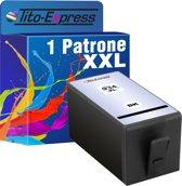 PlatinumSerie® 1 XXL black alternatief voor HP cartridge 934 XL 935 XL Office Jet Pro / 6825