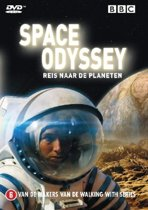 DVD cover van Special Interest - Space Odyssey