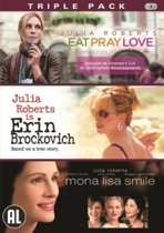 Eat Pray Love/Erin Brockovich/Mona Lisa Smile