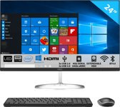 HKC AT24A-NL All-in-one PC, Intel Apollo lake N3350 Dual-core, FHD, 4GB/64GB, Win 10 Home