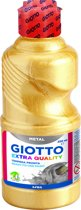 Giotto Bottle 250 ml Metal paint gold