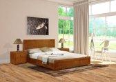 Perla bed frame - 90x200 - Den fineer