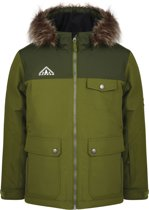 Dare 2b Reckless Ski Jas Junior Wintersportjas - Maat 152  - Unisex - groen