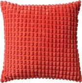 Dutch Decor Kussenhoes Rome 45x45 cm Coral