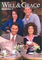 Will & Grace - Seizoen 1 (3DVD)