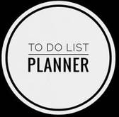 To Do List Planner Notebook