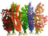 Aquarium Plantjes Set 6 stuks - 30 cm