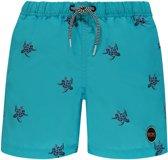Shiwi Swim Short Turtle JR - Shorts  - blauw licht - maat 140