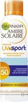 Garnier Ambre Solaire UV Sport Vernevelde Mist Spray SPF 50 - 200 ml - Zonnebrandspray