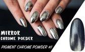 Mirror Chrome Powder - Nagel Poeder Pigment #1