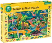 Mudpuppy Search & Find Puzzle - Dinosaurs - 64pcs