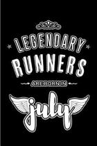 Legendary Runners are born in July