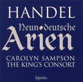 Handel: Nine German Aria, Oboe Sonatas