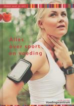 Alles over sport en voeding