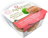 Applaws cat layer pot tuna / prawn 12 x 70 gr