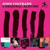 John Coltrane 5 Original Concord Al