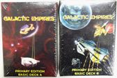 Galactic Empires Primary Edition Basic Decks A & B - 2 Decks inbegrepen