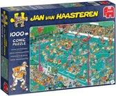 Jan van Haasteren Hockey Kampioenschappen Puzzel 1000 Stukjes