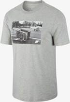 """""""Nike Sportswear shirt heren grijs/print """""""