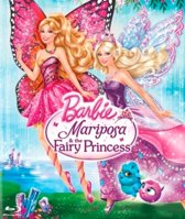 Barbie Mariposa en de Feeënprinses (Blu-ray)