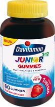 Davitamon Junior 3+ gummies - 60 stuks - Multivitamine