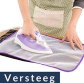 Strijkbeschermer van Versteeg®| Ironing protection | Tegen schade aan uw strijkgoed / Kleding
