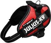 Julius K9 IDC Powertuig/Harnas - Mini-mini/40-53cm - XS - Rood