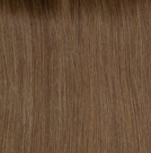 Bighair Clip-in Extension Middenbruin 6# 8 banen - 50cm - 100gram
