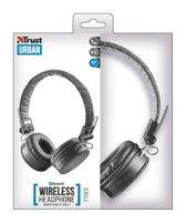 Trust Fyber headphones gy/bk