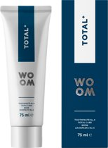 Woom Tandpasta Total + 75 ml