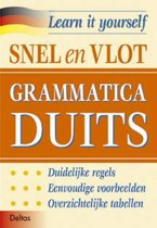 Snel en vlot grammatica Duits